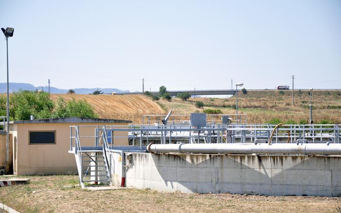 Rete idrico-fognaria del comparto Industriale e Artigianale